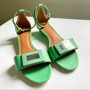 Marc by marc jacobs logo plate sandals size 36